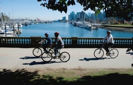 Vancouver's Stanley Park named world's best park   tourism BC 2013   Scoop.it
