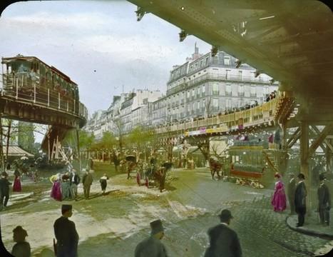Paris pendant l'Exposition Universelle de 1900 | La boite verte | Articles photo | Scoop.it