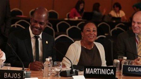 Benoit Chauvin – environnement et politique en Outre-Mer - AEC : Guadeloupe et Martinique deviennent Etats membres | Outre-Mer | Scoop.it