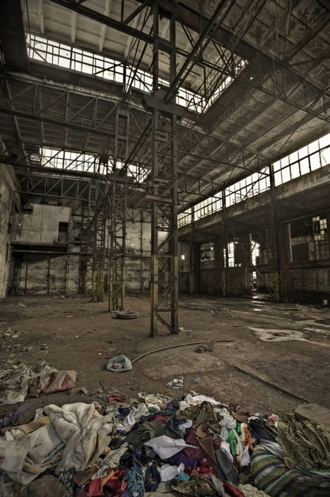 Showcase of Urban Decay Photography | Modern Ruins, Decay and Urban Exploration | Scoop.it
