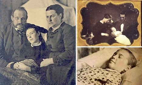 Haunting photographs of the dead taken in Victorian age | British Genealogy | Scoop.it