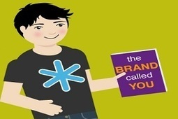 A Nine-Step Path to Personal Branding [Infographic] | Social Media, SEO, Mobile, Digital Marketing | Scoop.it