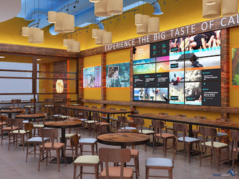 The importance of restaurant interior design for employees as well as customers | Restaurant Consultant | Scoop.it