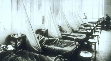 La grippe espagnole de 1918, la pire pandémie de l'Histoire | Rhit Genealogie | Scoop.it