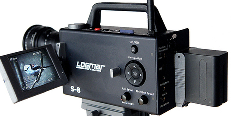 New Super 8 Camera Boosts Vintage Film With Digital Tech | Gadget Lab | WIRED | Photography & cinematography | Scoop.it