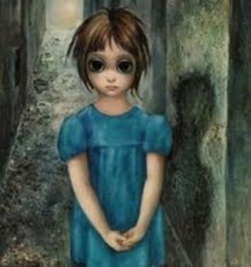 Margaret Keane's Big Eyes Were the Portrait of Her Tortured Soul | Antiques & Vintage Collectibles | Scoop.it