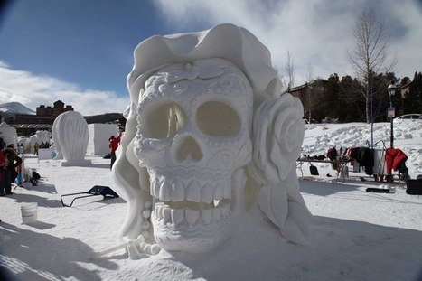 Highlights from the 2016 International Snow Sculpting Championships   Teacher-Librarianship   Scoop.it