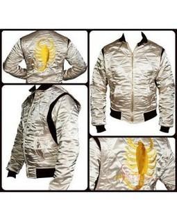 "Ryan Gosling Drive Jacket ""Embroidered Scorpion"" | Ryan Gosling leather jackets | Scoop.it"