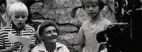 Pippi Longstocking's Creator: Wartime Diaries Reveal the True Astrid Lindgren - SPIEGEL ONLINE | Merveilles - Marvels | Scoop.it