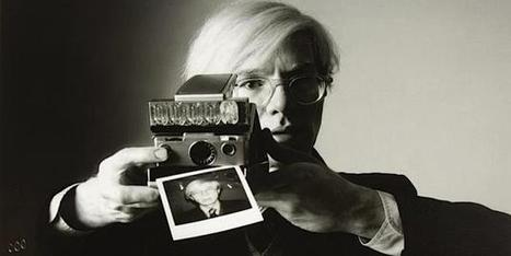 Andy Warhol's Polaroid SX-70 Land camera To Be Auctioned - ArtLyst | Polaroid | Scoop.it