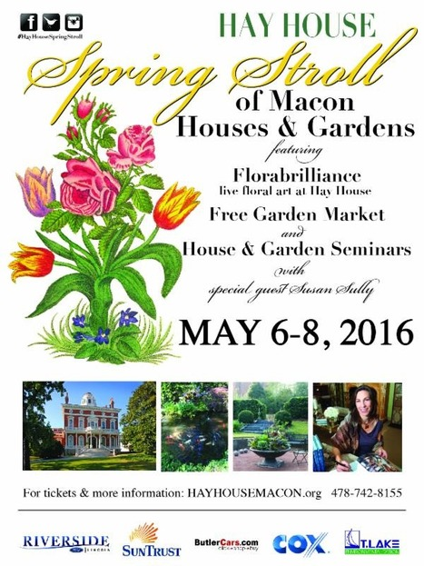 """Spring Stroll 2016 - Hay House"" 
