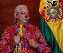 """Patch"" Adams promueve hospital de amor y risa en México ...   D360º   Scoop.it"