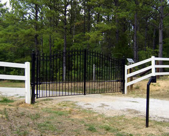 Install Automatic Gates to Enjoy Privacy, Safety and Comfort | alekogates | Scoop.it