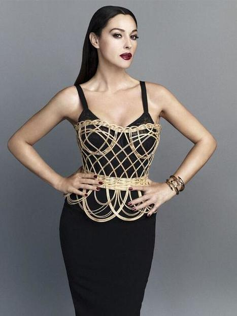 Monica Bellucci looks stunning ... | Ocio | Scoop.it