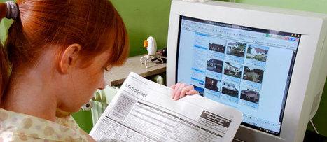 Chercher un logement : les jeunes privilégient Internet | Immobilier | Scoop.it