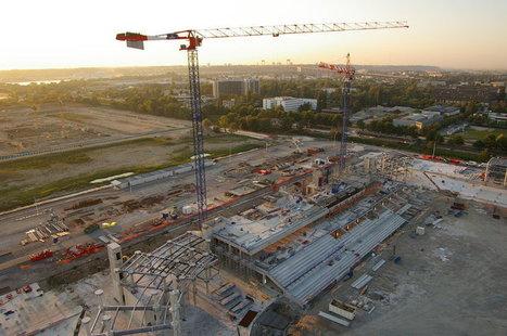 Grand Stade : les étapes de la construction - Girondins de Bordeaux | projet de bordeaux | Scoop.it