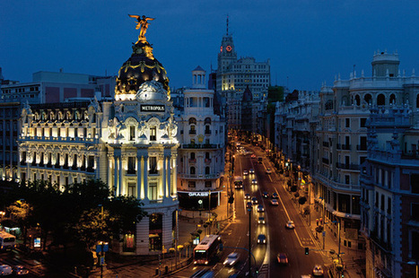 Madrid's parking meters now charge extra if you drive a fuel hog | Smart Cities | Scoop.it
