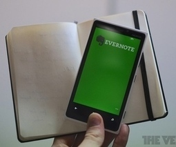 Evernote upgrades web clipper to save your Gmail, including attachments - The Verge | Free Web Gadgets | Scoop.it