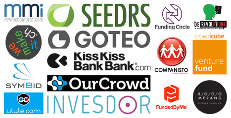 Top 15 Crowdfunding Platforms in Europe | Crowdsourcing & Crowdfunding | Scoop.it