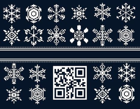Domaine public et sérendipité : le fabuleux destin d'un flocon de neige   Accueil du portail du Cabinet @ DIS FORMATIONS CONSEILS   Scoop.it
