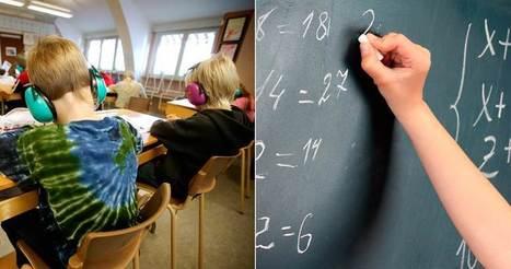 Öronproppar i skolan är inte normalt | Skolperspektiv, ett nyhetsflöde om skolan. | Scoop.it