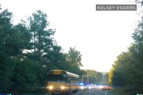 Arkansas School Bus Hijacked With 11 Elementary School Students ... | bullying | Scoop.it