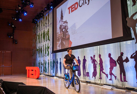 Reimagine your city: Notes, quotes from TEDCity2.0 (afternoon) | TED Blog | Disrupt | Scoop.it