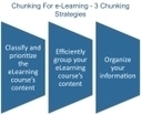 3 Chunking Strategies That Every Instructional Designer Should Know | Flipped School | Scoop.it