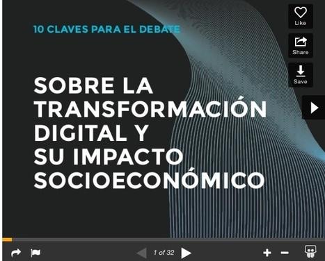10 claves para el debate sobre transformación digital | social learning | Scoop.it