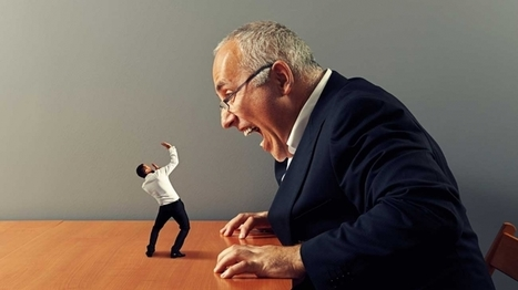 The 6 Most Familiar 'Bad Boss' Types and What to Do About Them | BOH Leadership Articles | Scoop.it