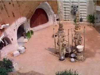 From Hobbiton to Tatooine: Earth Sheltered Homes Make Sense All Over The Universe | Sustain Our Earth | Scoop.it