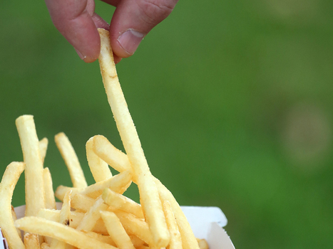 Hold the fries: We're eating less fast food, study says | It's Show Prep for Radio | Scoop.it