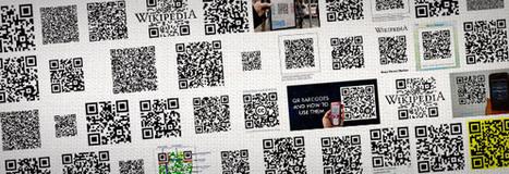 Pourquoi le grand public ne s'intéresse pas au codes QR ? | Graphisme & interactivité blog par Geoffrey Dorne | Clic France | Scoop.it