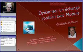ENSEIGNANT WEB 2.0 et LANGUES: Faire vivre un échange scolaire avec les outils du web 2.0_0 | Change in Learning | Scoop.it