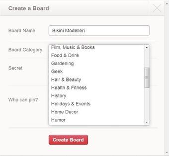 Etkin Pinterest Kullanımı - II- Doğru Paylaşım Ağı Kurulumu - Blogger Dersleri | Blogger Dersleri ve Blogger Eklentileri | Scoop.it