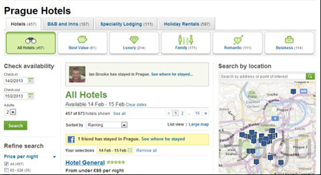 How will online hotel booking change in the near future? | Marketing & Technology | Scoop.it