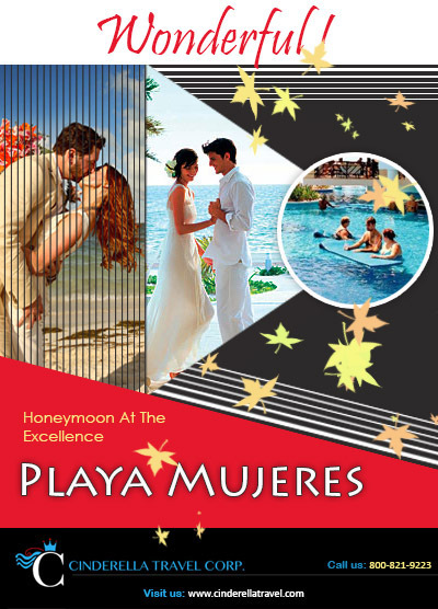 Get Married And Have A Wonderful Honeymoon At The Excellence Playa Mujeres | DestinationWedding | Scoop.it