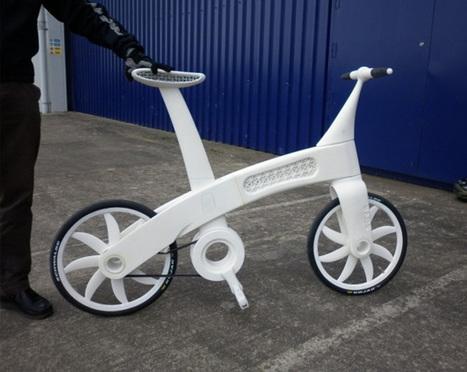 Vélo et impression 3D : conception | FilièreSport | Scoop.it