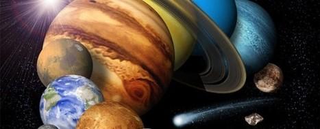Aggiornamenti dal sistema solare: gennaio 2013 | Polvere di Stelle | Scoop.it