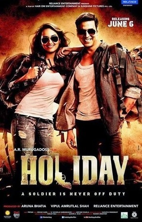 Download Holiday (2014) 320Kpbs Full Album Bollywood Movie Mp3 Songs | Gaana Bajatey Raho | Free Music Downloads, Hindi Songs, Movie Songs, Mp3 Songs - Download Free Music | Scoop.it