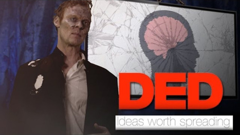 What TED Talks Will Be Like When the Zombie Apocalypse Arrives | ApocalypseSurvival | Scoop.it