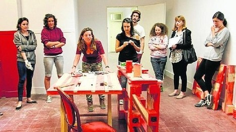Un laboratorio en la cocina - Noticias de Gipuzkoa | Open Source Hardware, Fabricación digital, DIY y DIWO | Scoop.it