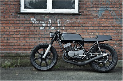 Wrenchmonkees: RD 400 | Cafe Racers | Scoop.it