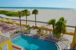 Beach Hotels Near Tampa   Page Terrace Beachfront Hotel   Scoop.it