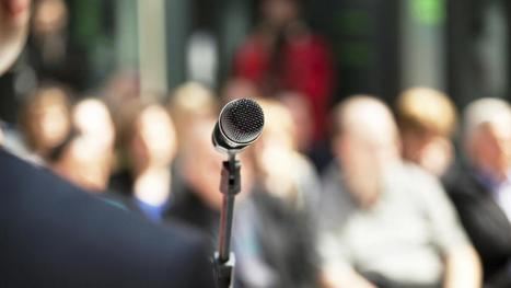 3 steps for powerful public speaking - Jacksonville Business Journal | I liked | Scoop.it
