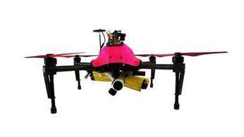 Helper, un drone sauveteur primé au Concours Lépine | Ressources pour la Technologie au College | Scoop.it