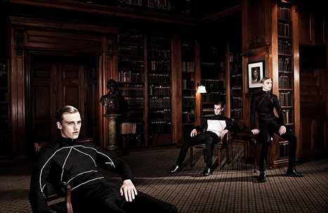 Dior Homme Autumn - Winter 13 /14 Campaign | I LOVE LUXURY | Scoop.it