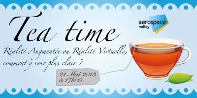 Tea Time : Réalité Augmentée ou Réalité Virtuelle, comment y voir plus clair ? le 21 Mai 2013 dès 17H00 à La Cantine Toulouse | La Cantine Toulouse | Scoop.it