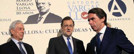 Los 12 guantazos de Aznar a Rajoy | ESPAÑA, LA CRISIS Y SUS POLÍTICOS | Scoop.it