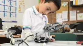 Lego prosthetic arm for children wins award at Paris show | Quirky (with a dash of genius)! | Scoop.it